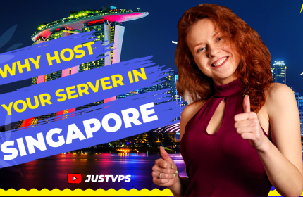 Why Host Your Server in Singapore?